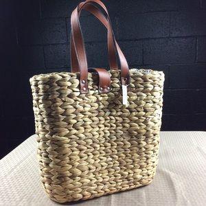 New Super Cute Straw handbag or purse